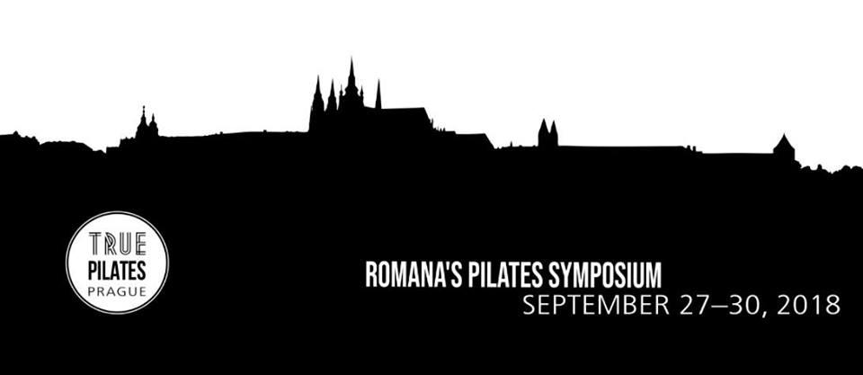 Romana's Pilates symposium a Praga