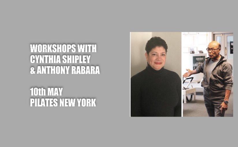 Cynthia Shipley & Anthony Rabara